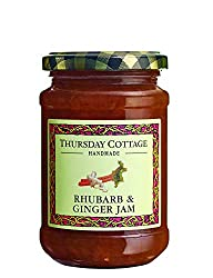 Rhubarb is mixed with ginger to add a touch of spice to this delicious jam We use Tymperley Early Rhubarb from the UK and great ginger from Australia Rhubarb a vert British plant but is it classified as a fruit or a vegetable? Add to an Apple Crumble...