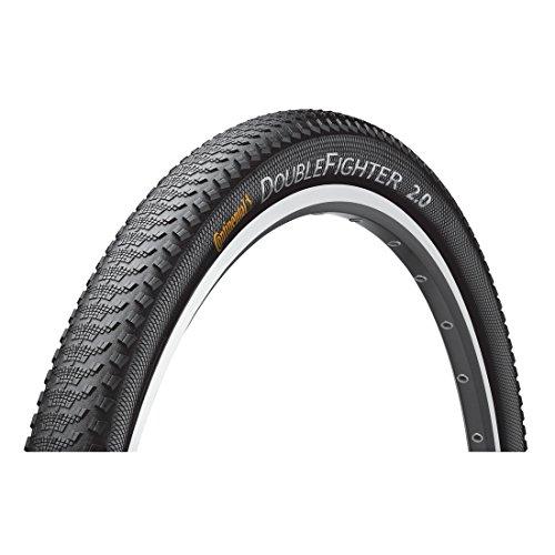 Continental 1012432600 Pneu de vélo Noir/Noir 24\