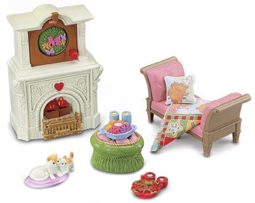 Fisher-Price Loving Family 2-In-1 Seasonal Room Set