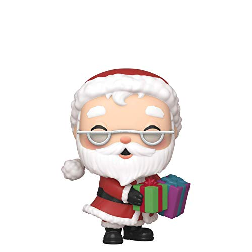 Funko Pop Holiday-Santa Claus Figura Coleccionable, Multicolor (44418)