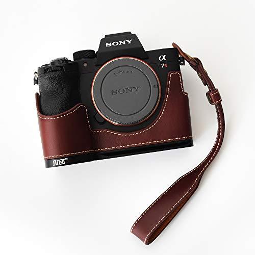 KOOWLEU - Funda para cámara Sony Alpha ILCE-7R IV A7R4 A7R M4...