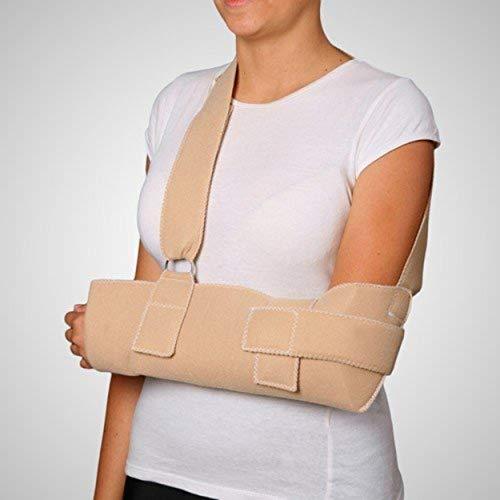 Emoespec.medico-ortop.sl, Cabestrillo, Inmovilizador de hombro sling, Talla universal