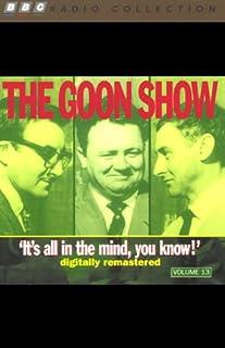 The Goon Show, Volume 13 cover art