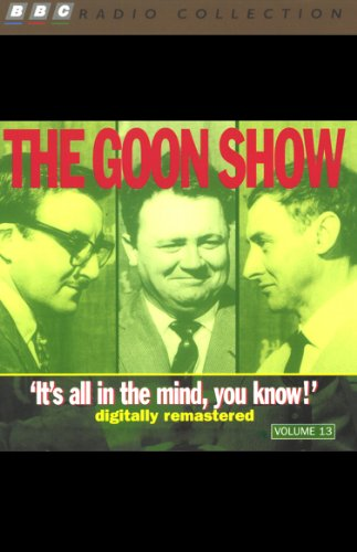 The Goon Show, Volume 13 Titelbild