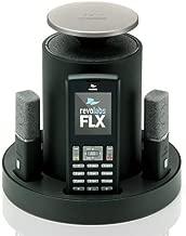 Revolabs 10-FLX2-101-VOIP 5.8_Ghz_Radio_Frequency 1-Handset Landline Telephone