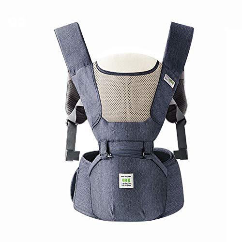 baby product Porte-bébé Fonctionnel, Porte-bébé Chaud et Respirant 3D, Transporteur idéal, Tabouret Amovible à la Ceinture, 3 Modes de Port ergonomiques ZDDAB