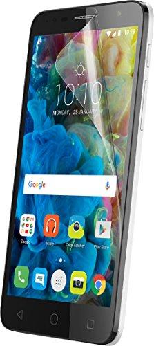 Alcatel Displayschutzfolie für OneTouch Pop 4Plus, 2Stück, transparent