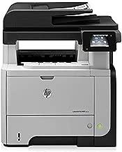 HP LaserJet Pro M521dn Multifunction Laser Printer, Copy/Fax/Print/Scan