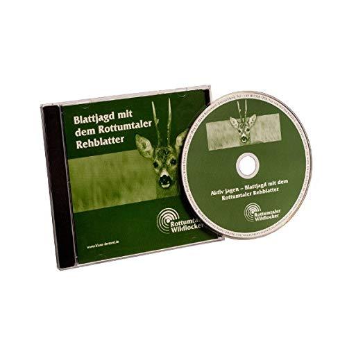 CD Klaus Demmel - Blattjagd mit dem Rottumtaler Rehblatter