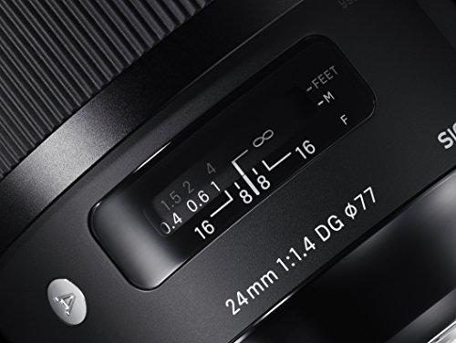 シグマ『24mmF1.4DGHSMArt』