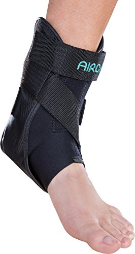 Aircast AirSport Ankle Support Brace, Left Foot, Large