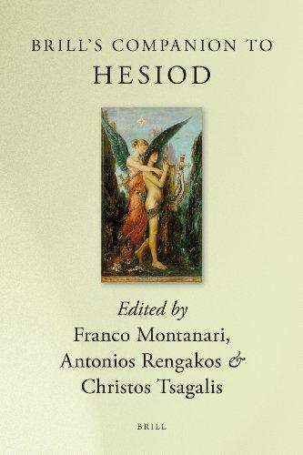 Brill's Companion to Hesiod (Brill's Companions to Classical Studies)