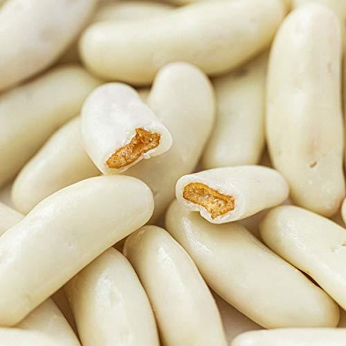 【マシュー】ホワイト柿の種チョコ400g