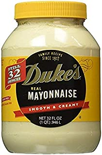 Duke's Real Mayonnaise, 32 oz (Pack of 2) - SET OF 2