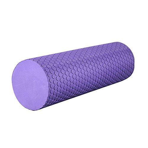 Beetest-Rolle für Faszien,Yoga Rolle Pilates Rolle Schaumstoff Rolle Foam-Roller,10 * 30cm(D * L),Faszienroll