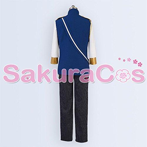 『【SAKURA】 あんさんぶるスターズ! Knights 瀬名泉 コスプレ衣装女性XL』の3枚目の画像