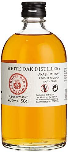 Akashi White Oak Whiskey (1 x 0.5 l) - 5