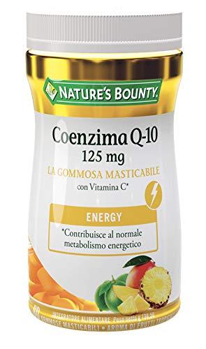 Coenzima Q10 - La Gommosa Masticabile con Vitamina C