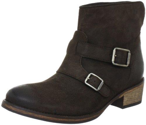 Esprit Queenie Buckle Boot I10370, Boots Femme - Marron-TR-H1-252, 39 EU