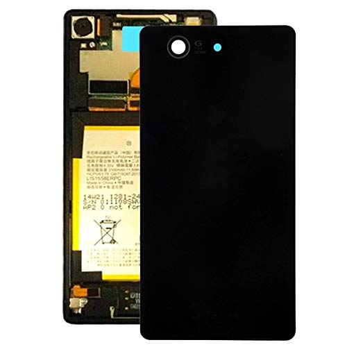 GLAUKS LPYHC -Battery Back Cover for Sony Xperia Z3 Compact / D5803(Black) Change (Color : Black)