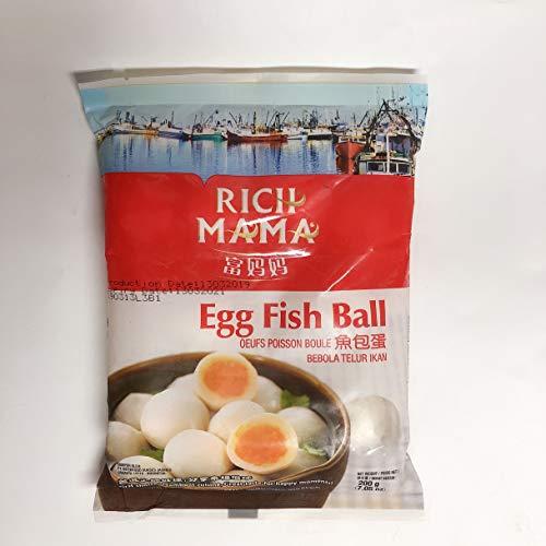 富媽媽 魚包蛋 魚団子 スープ・お鍋の素 中華食材 冷凍食品 200g