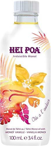 Hei Poa, Aceite corporal (Monoï Puro de Tahití, Oda a la Audacia) - 100 ml.