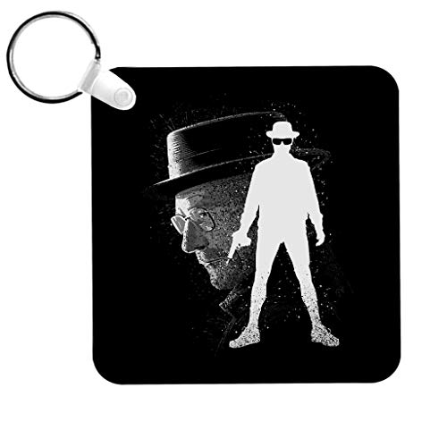Cloud City 7 Inking Heisenberg Breaking Bad Keyring