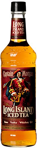 Captain Morgan Long Island Ice Tea Likör (1 x 0.75 l)