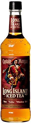 Captain Morgan Long Island Ice Tea  Likör (1 x 0.75 l)