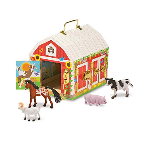 Melissa & Doug Latches Barn...