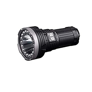 fenix LR40R Rechargeable 12000 Lumen Search Torch, Black, 11