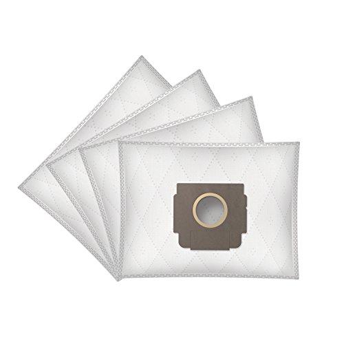 10x Staubsaugerbeutel Papier für Moulinex Power Clean Ascot 1600