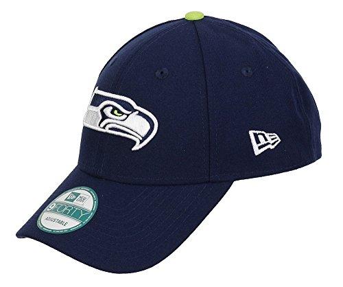 New Era 940 Verstellbare Liga-Kappe ~ Seattle Seahawks