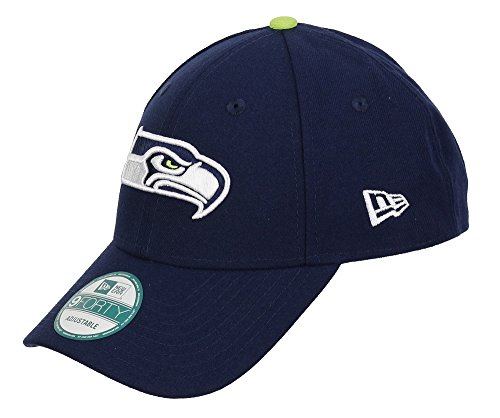 New Era 9Forty NFL The League Team Cap (one Size, Seattle Seahawks)
