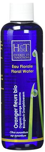 Herbes et Traditions Eau Florale Aromatisante Oranger Fleurs Bio 200 ml