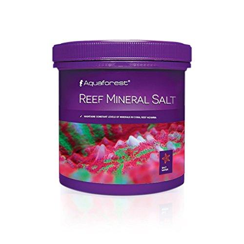 Aquaforest Reef Mineral Salz 400 g