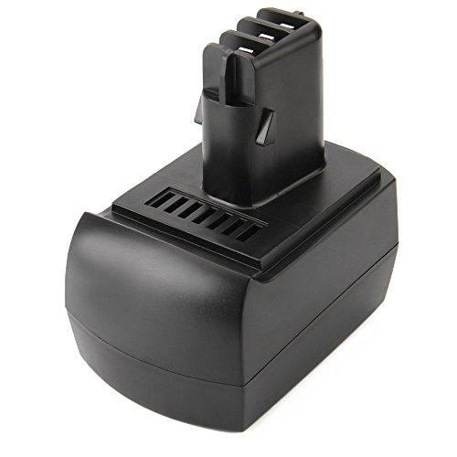 Exmate 12V 3,5Ah Ni-MH Batería de repuesto para Metabo BS 12 SP BSZ 12 BSZ 12 Premium BZ 12 SP, Reemplaza 6.25473, 6.25474, 6.25486, 625473000, 625474000, 625486000, 6.02151.50