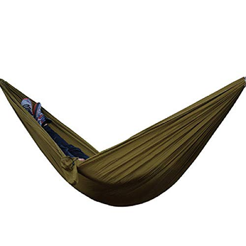XIANGEN Hammock for Garden Camping Excursions and Outdoor Activities Hiking Camping 270140Cm Hammock Portable Nylon Safe Landing