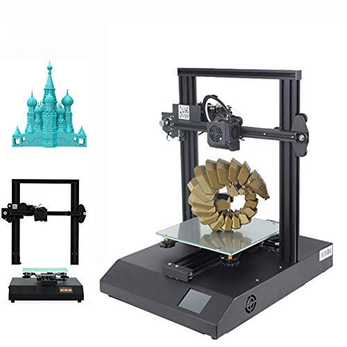 Design E Assemblaggio Modulare per Stampante 3D Touchscreen da 2,8 Pollici con Livellamento Automatico Il Kit Stampante 3D può Essere Costruito da Solo Stampante 3D per Bambini
