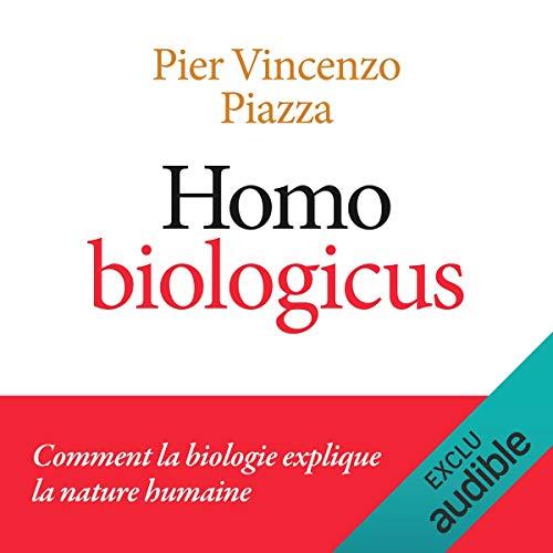 Couverture de Homo biologicus