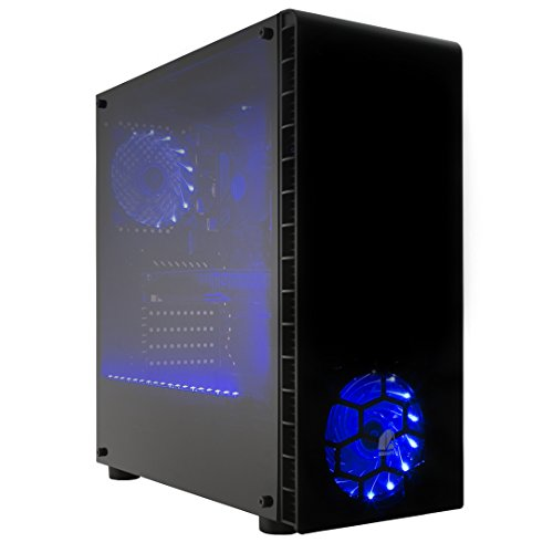 NITROPC - PC Gamer VX *Descuentos Navideños* (CPU Quad-core 4 x 3,40Ghz, T....