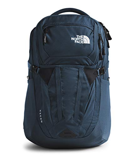 The North Face Recon Backpack, Blue Wing Teal/TNF Black, One Size