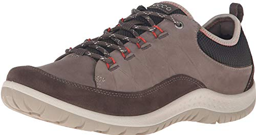 Ecco Ecco Damen Aspina Outdoor Fitnessschuhe, Grau (56610dark Clay/warm Grey), 36 EU