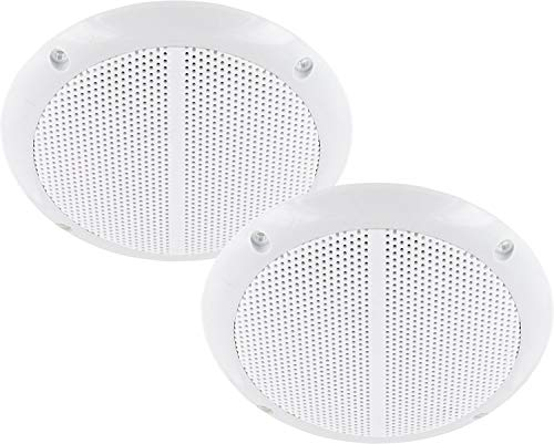 Pack 2 – Altavoz empotrable exteriores – 20 W