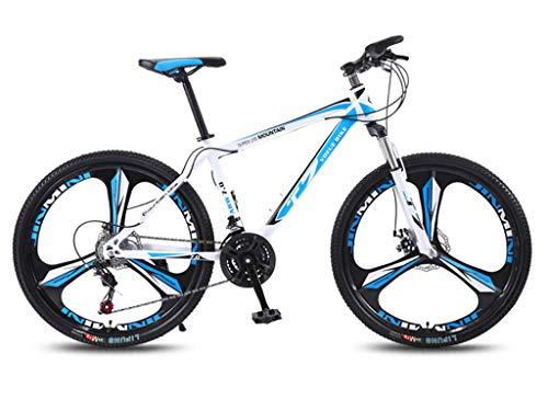 QJ Bicicleta De Montaña, 21 Velocidad con Amortiguador De Cambio De Carrera...