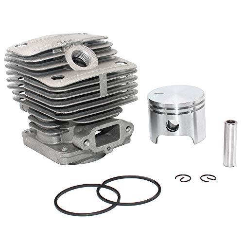YOOKAI Kit de pistón de Cilindro para OLE0-MAC 735S 735T 740T 740S 433BP 435BP 440BP Sparta 40 TP74 EFCO 8350 8355 8400 8405 Stark 40