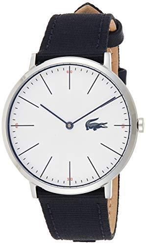 Lacoste Reloj Análogo clásico para Hombre de Cuarzo con Correa en Tela 2010914