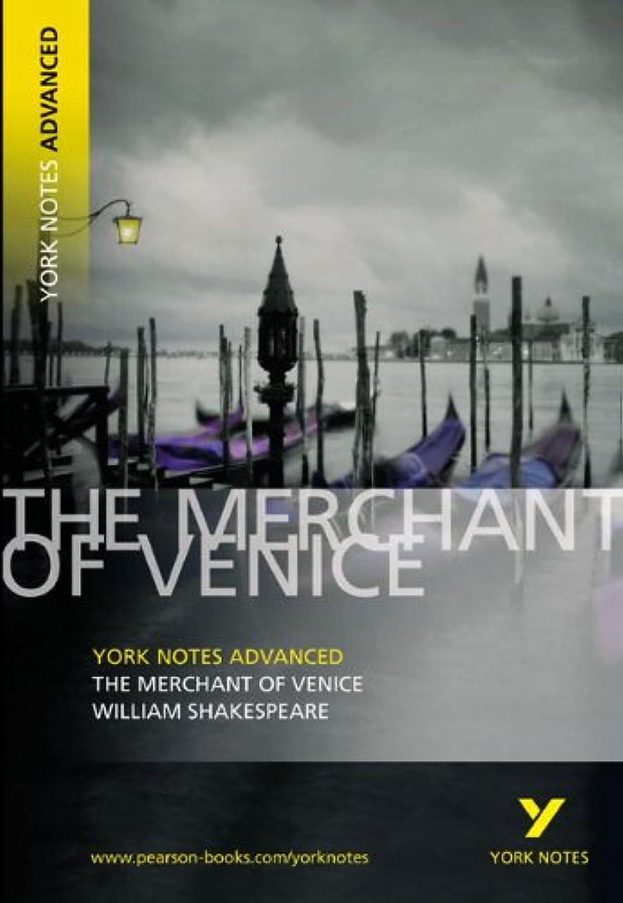 感心する完璧くつろぎYNA Merchant of Venice (2nd Edition) (York Notes Advanced)