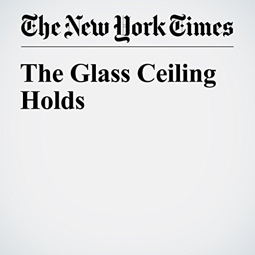The Glass Ceiling Holds audiobook cover art