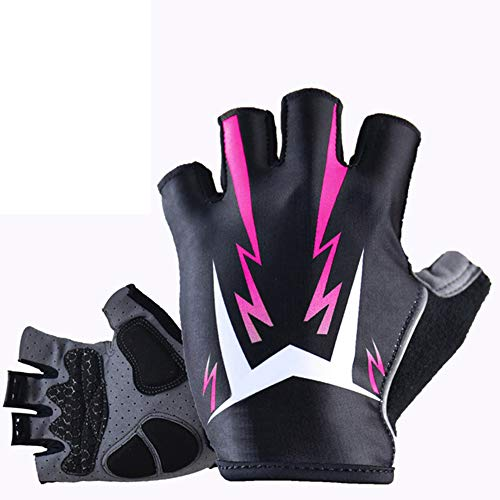 Gants Cyclisme XYBB Femmes Shockproof Cycling Gloves Fitness Femme Sport Bike Gloves Motos Outdoor Mountain Road L Photo Ace 2